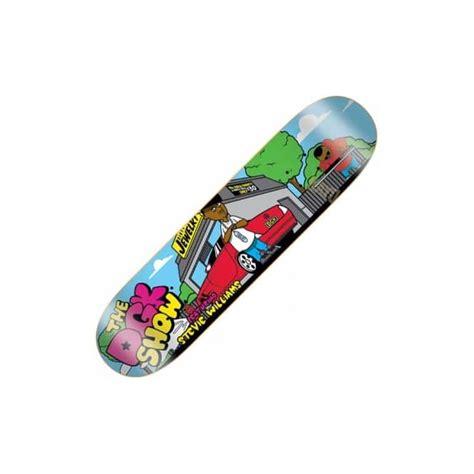 Dgk Skateboard Decks 75 by Dgk Stevie Williams Dgk Show Skateboard Deck 7 75