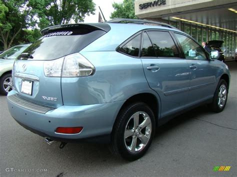 metallic lexus 2007 breakwater blue metallic lexus rx 350 awd 32808290