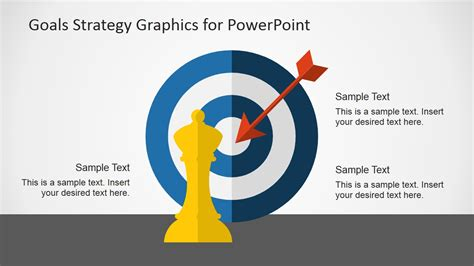 goals strategy graphics  powerpoint slidemodel