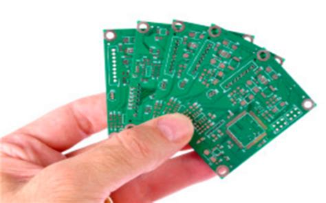 Different Types Printed Circuit Boards