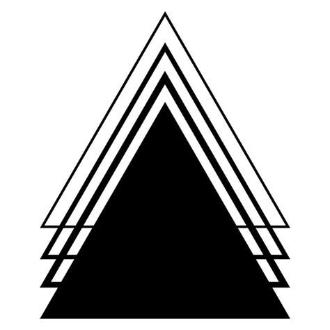 geometric triangle design gumtoo designer temporary tattoos geometric triangle