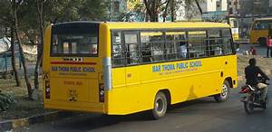 Why Are School Buses Always Painted With Yellow Colour ...