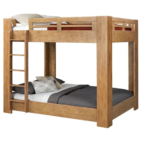 bunk bed with american woodcrafters elements bunk