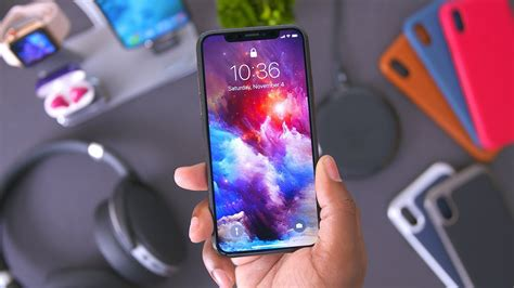 Accessories Wallpaper by 5 Must Iphone X Accessories