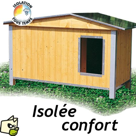 niche exterieure pour chien niche bois professionnelle isol 233 e pour chiens destructeur