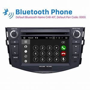 Android 7 1 1 Aftermarket Head Unit For 2006