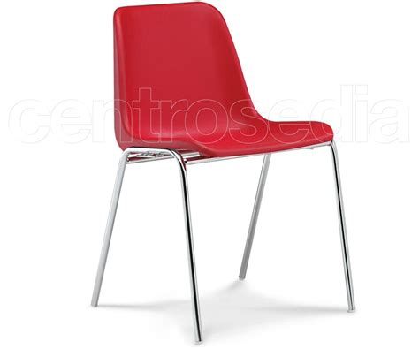sedia di plastica mono sedia plastica sedie metallo plastica