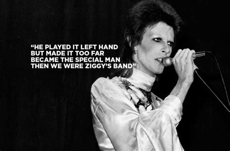 David Bowie Best Song Ziggy Stardust On Mars And The Best
