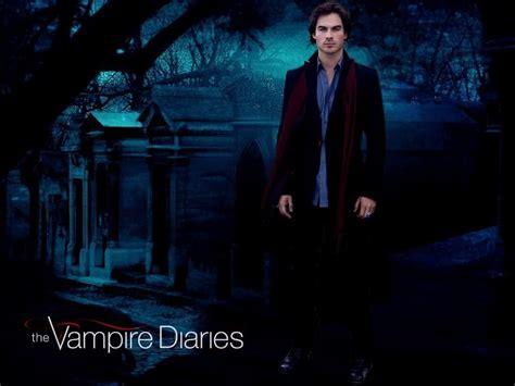 vampire diaries damon wallpaper wallpapersafari