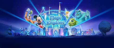 gameloft disney magic kingdoms