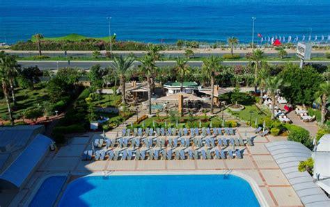 Отель Beach Club Doganay 5* (Бич Клаб Доганай 5*) Алания