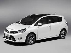 Toyota Verso Specs  U0026 Photos