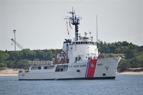 Coast Guard Cutter Vigorous Returns Home, Interdicts $373m