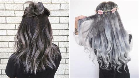 The Gray Hair Trend 32 Instagram Worthy Gray Ombré