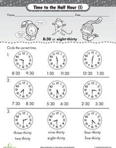 time  temp images math time time worksheets