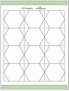 tips for cutting hexagon templates geta39s quilting studio With quilting hexagon templates free