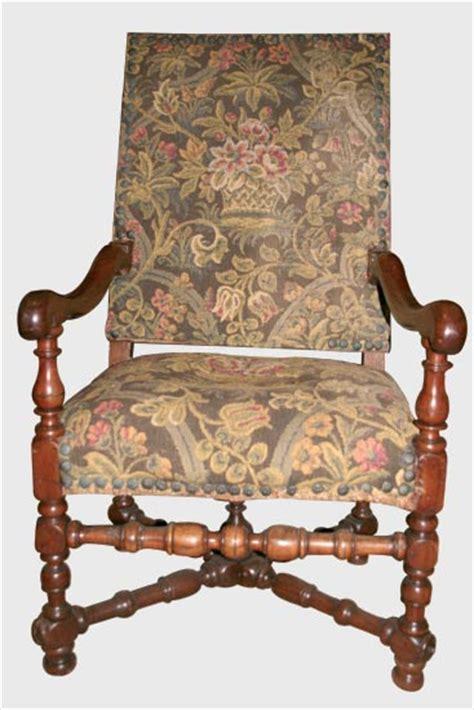 fauteuil louis xiii epoque xviie si 232 cle antiquit 233 s