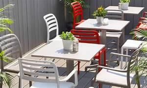 Mobilier Terrasse Restaurant Occasion : je meubles mobilier pour restaurants collectivit s bars brasseries plages discoth ques ~ Teatrodelosmanantiales.com Idées de Décoration