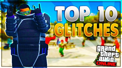 Gta 5 Online Brand New Top 10 Best Glitches Working After