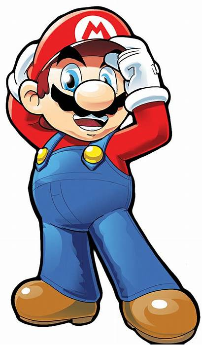 Mario Character Wikia Render Wiki Stats Canon
