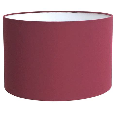 drum shade ruby imperial lighting