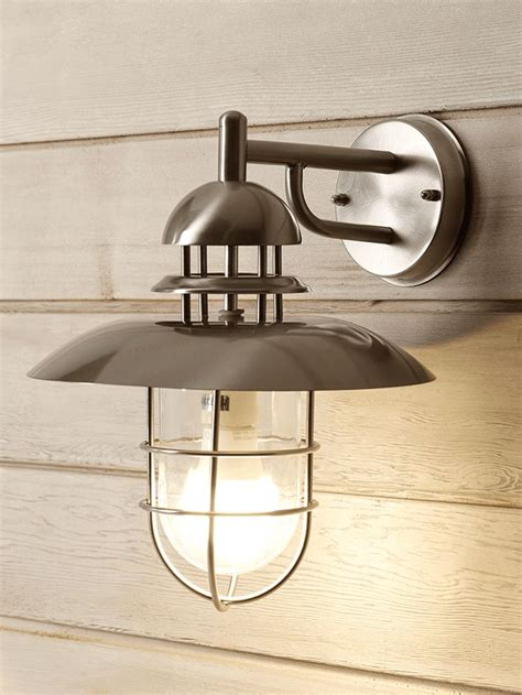 new pewter tiered outdoor light outdoor wall lights