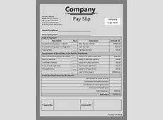 Payslip Template Printable calendar month printable