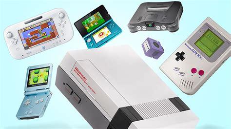 Tutte Le Console Nintendo by Le Console Nintendo Dagli Anni 70 Fino Ad Oggi Techbyte