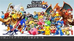Super Smash Bros 4 HFBoards