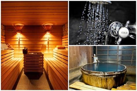 Wie Oft In Die Sauna by Duschen Nach Der Sauna Wie Sauniert Eigentlich Richtig