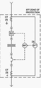 Transformer Differential Relay Application From Figure 1