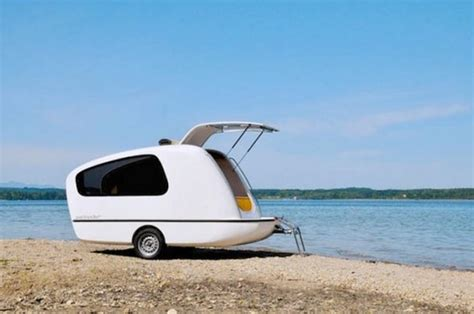 Karavan Boat Trailer Weight by Sealander This Cer Can Also Be Used As A Boat Home