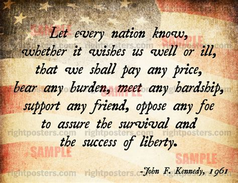 Navy Quotes | John F Kennedy Navy Quotes