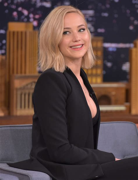 Jennifer Lawrence The Tonight Show Starring Jimmy