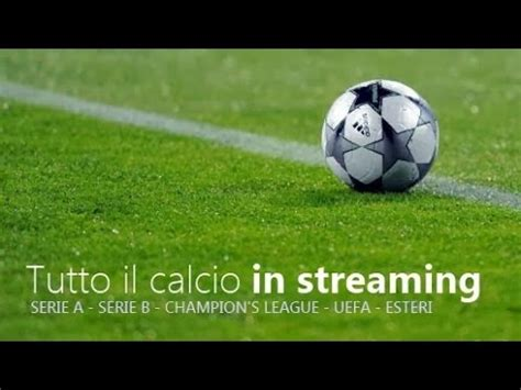 partite calcio in