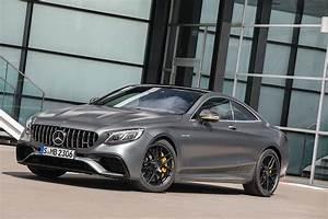 Mercedes S63 Amg : 2018 mercedes amg s63 and s65 coupe cabrio facelifts get ~ Melissatoandfro.com Idées de Décoration