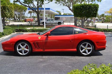 Ferrari 550 maranello ferrari 550 barchetta. 2003 Used Ferrari 575M Maranello Maranello at Presidential ...