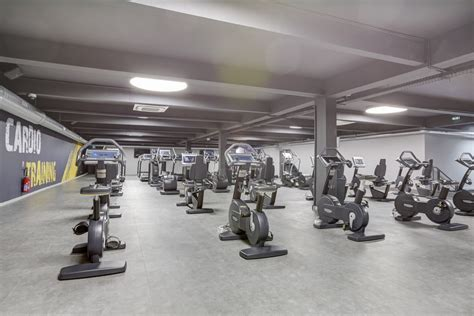 l espace cardio du fitness park vitry sur seine salle de sport low cost dans le 94