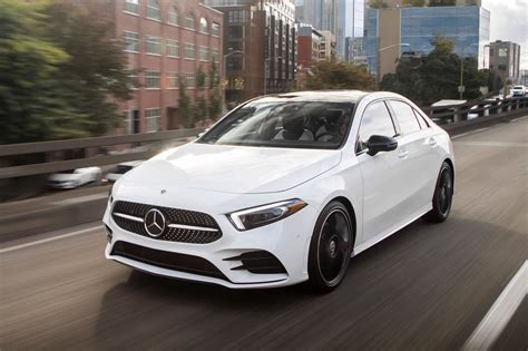 The first generation (w168) was introduced in 1997 and a redesign (w169) appeared in 2004. Mercedes-Benz A-Class Saloon Review (2020) | Autocar