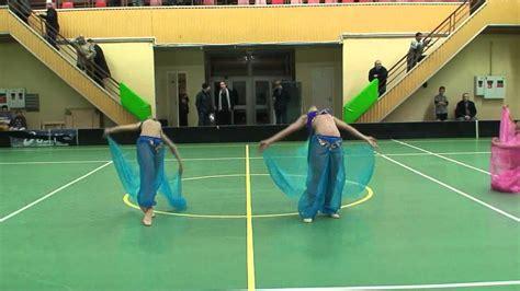 Ķekavas Sporta skolas mākslas vingrošanas priekšnesums ...