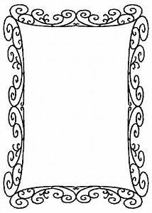 Rahmen Vorlagen Schnörkel : rahmen vintage blanko f r den 13x18cm rahmen faden zauber ~ Eleganceandgraceweddings.com Haus und Dekorationen