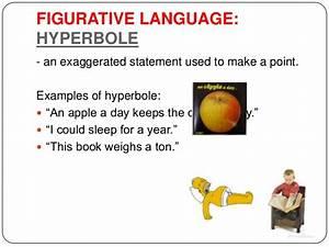 Examples Of Hyperbole