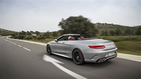 Amg S63 Cabriolet by 2017 Mercedes S500 S63 Amg Cabriolet Review Gtspirit