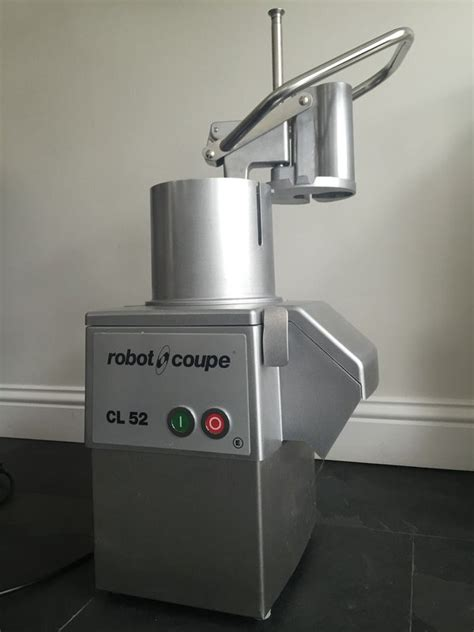 robot coupe cl52 secondhand catering equipment blenders and food processors