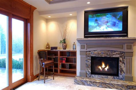 image of fireplace mantel designs four reasons not to slap that flat screen tv your