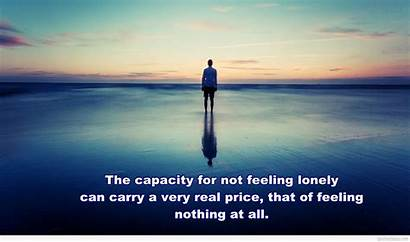 Alone Feeling Lonely Wallpapers Boy Quotes Status