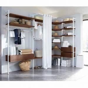 Tringle Pour Dressing : tringle rideau kyriel pour dressing maisont chb adulte ~ Premium-room.com Idées de Décoration
