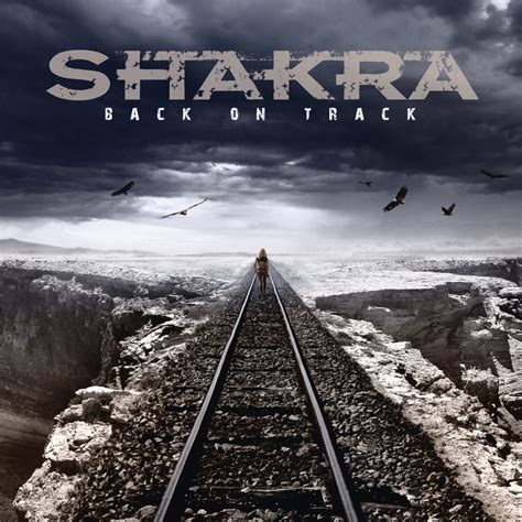 Cdreview Shakra  Back On Track (en
