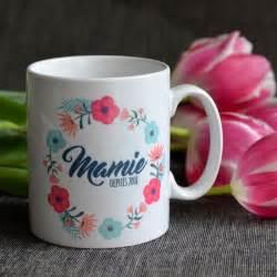 Mug Fete Des Meres : mug blanc mamie depuis tasse personnalisable f te des m res f te des grand m res ~ Teatrodelosmanantiales.com Idées de Décoration