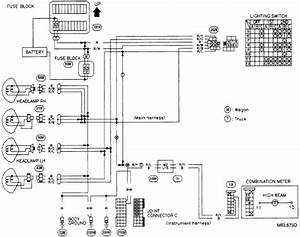 1995 Nissan Pick Up 2 4 Wiring Diagram : 1995 nissan pickup headlights quit at same time all other ~ A.2002-acura-tl-radio.info Haus und Dekorationen